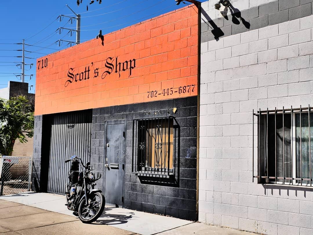 scotts shop